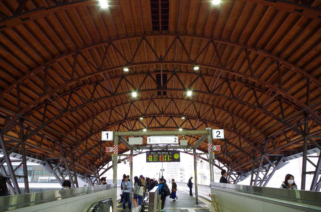 JR 二条駅