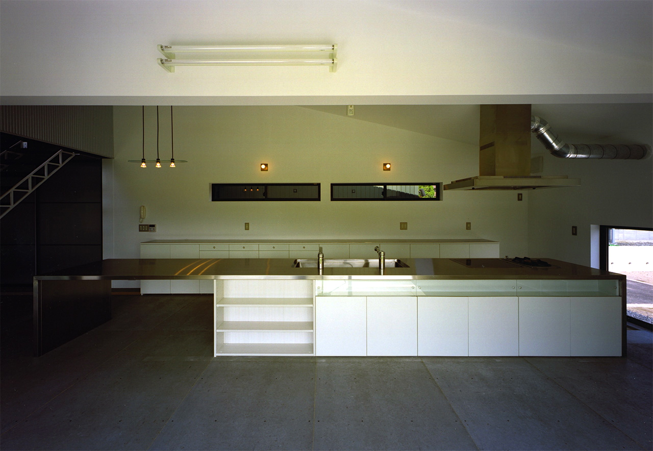 16:キッチン正面