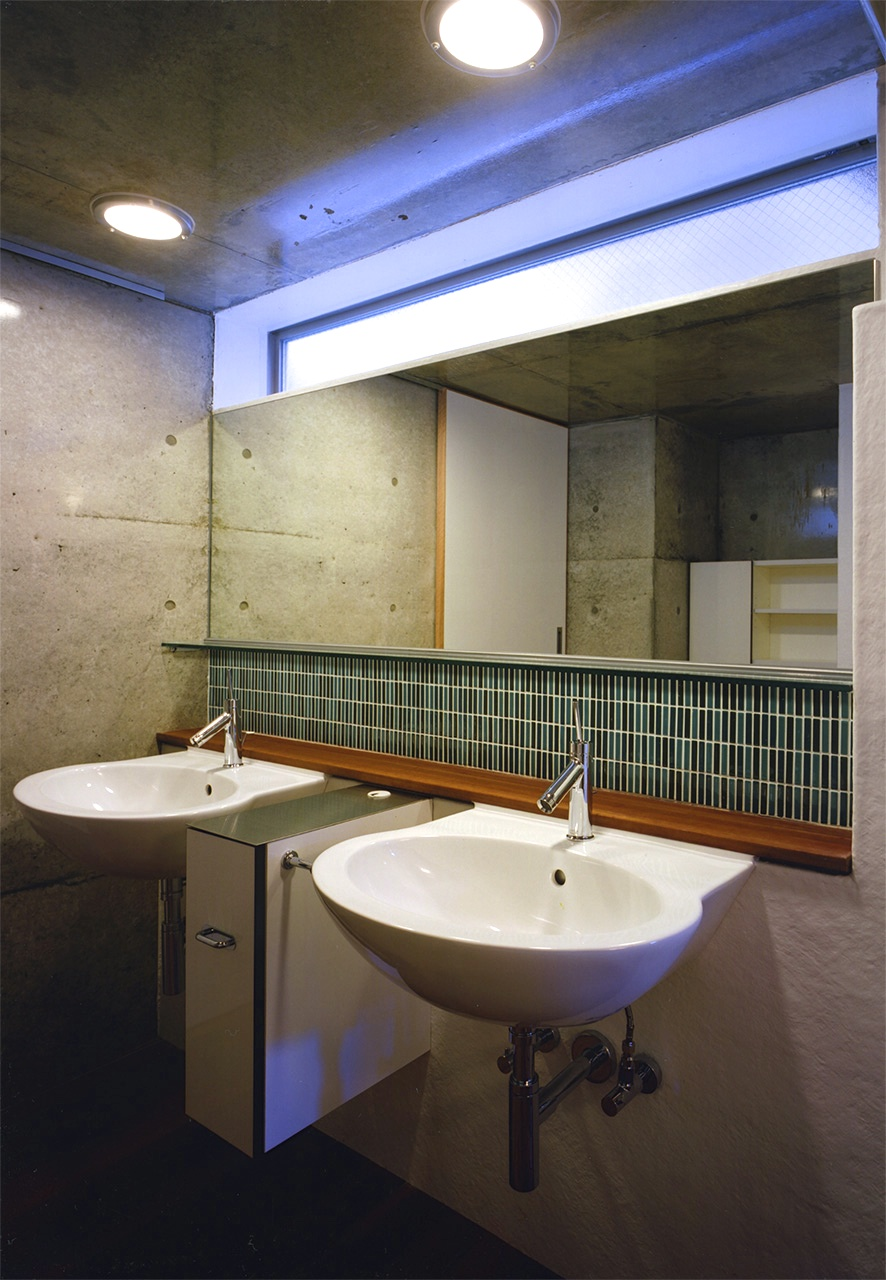 25:洗面スペース