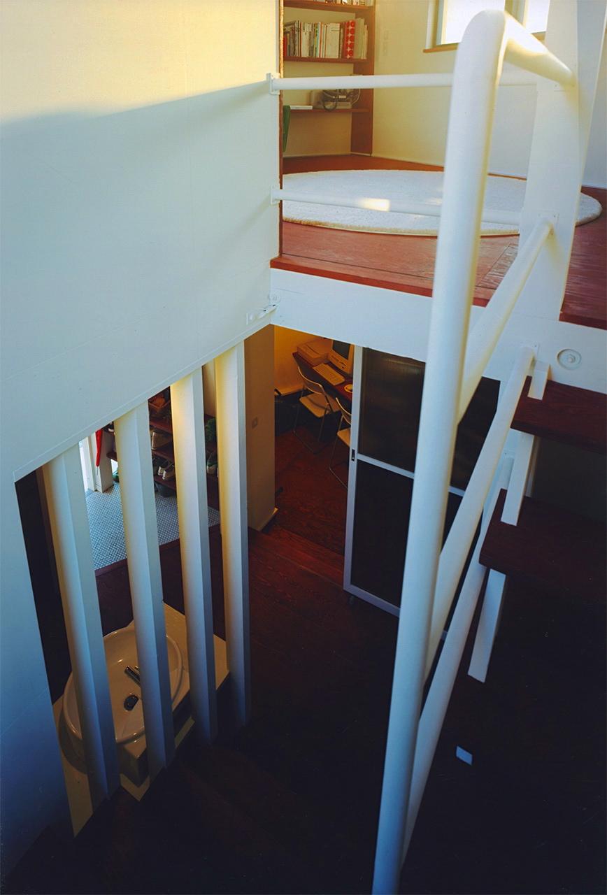 17:階段スペース