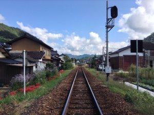 竹田城 JR線