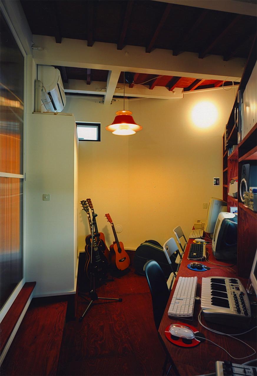 18:書斎と音楽室
