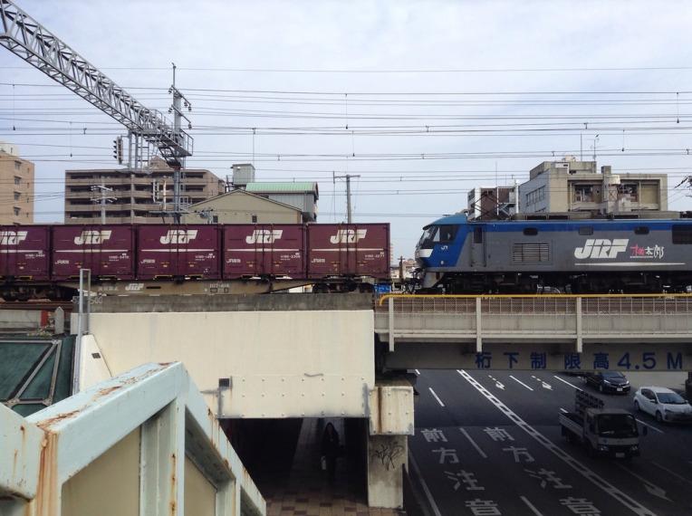 貨物列車Go!