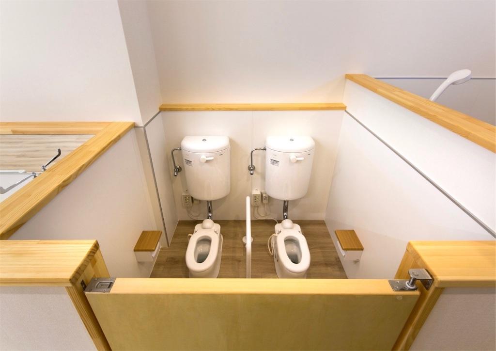 小児トイレコーナー