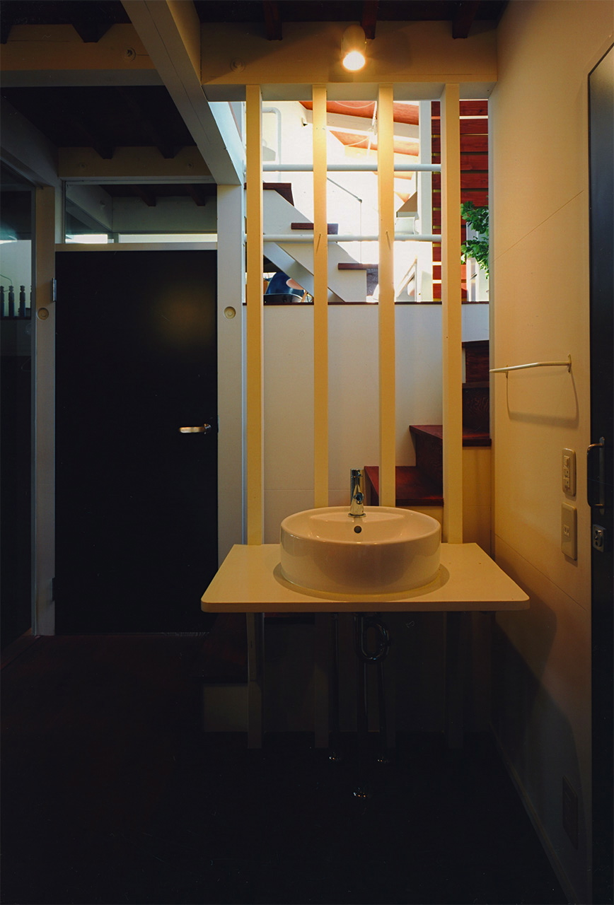 11:洗面スペース
