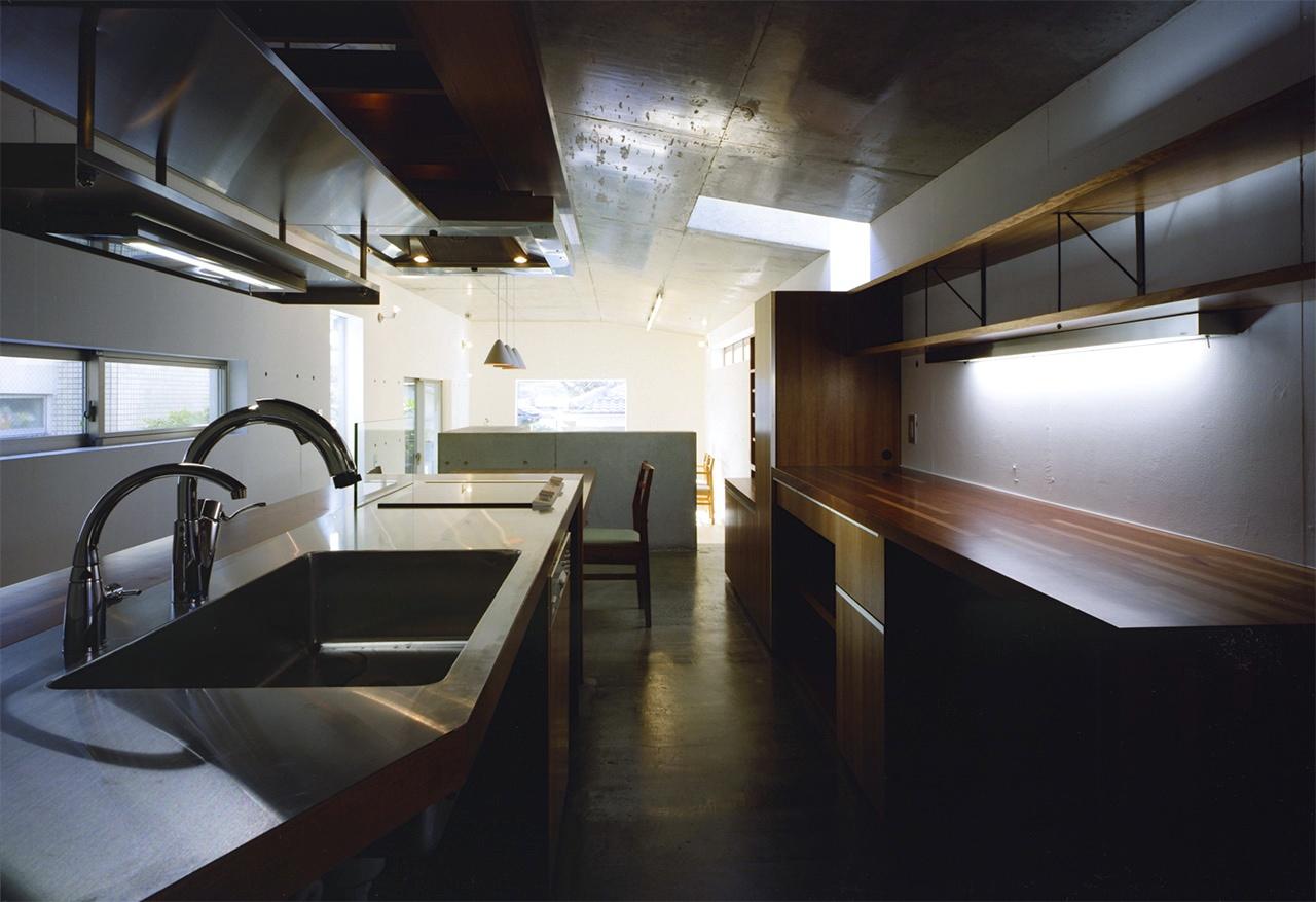 19:キッチンからリビングへ