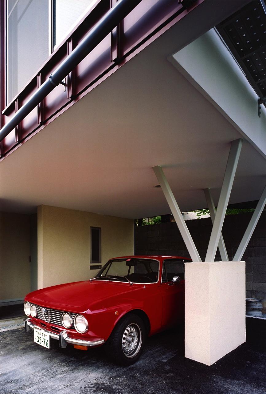 05:ガレージスペース