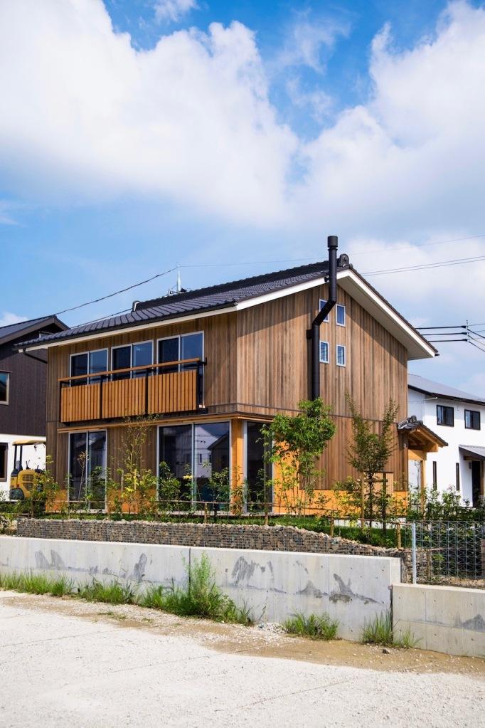 南東外観|satoyama25 - P_kan