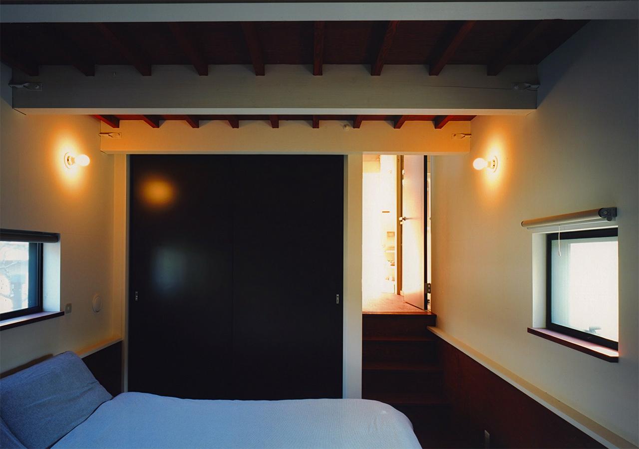 20:寝室南向き