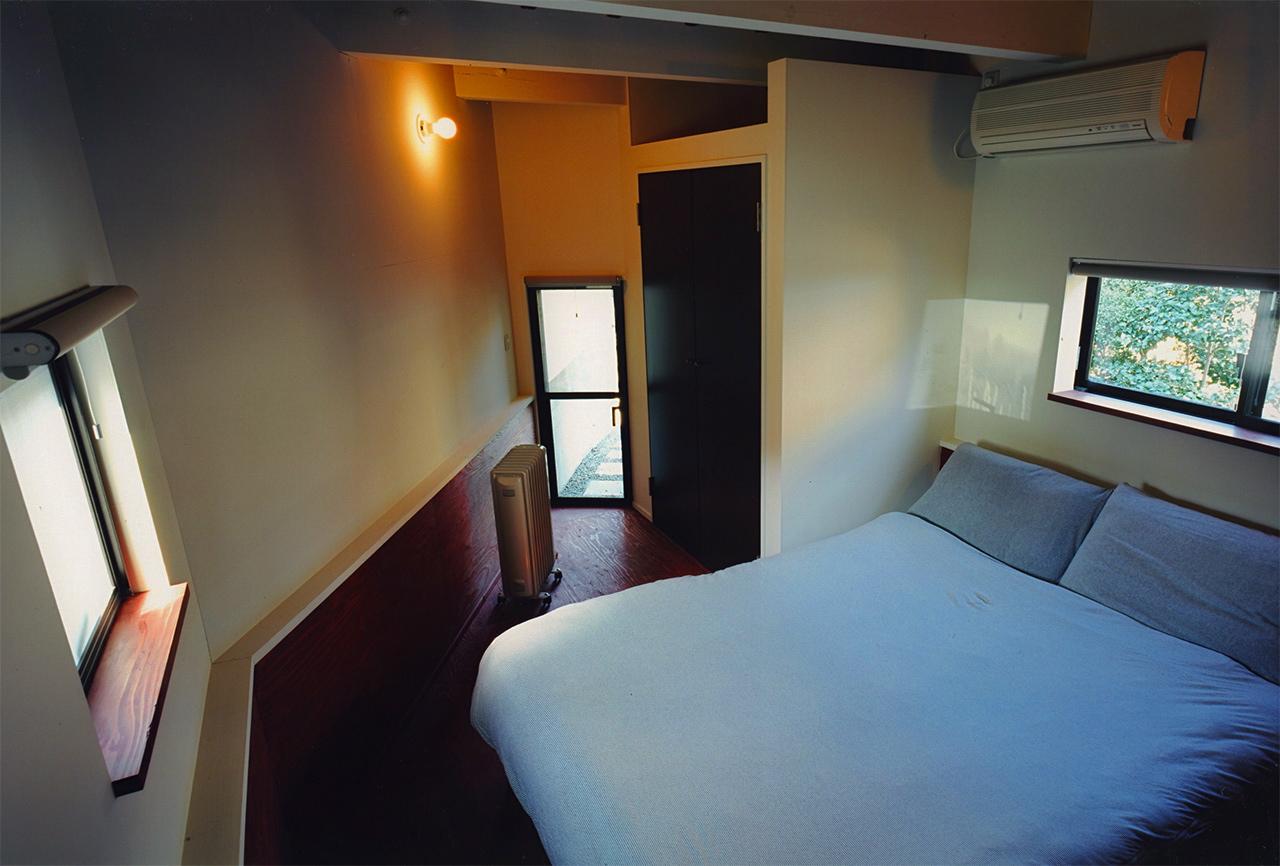 19:寝室北向き