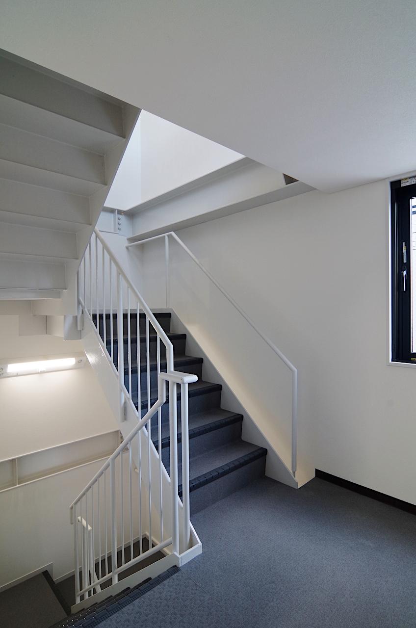 階段(2階)