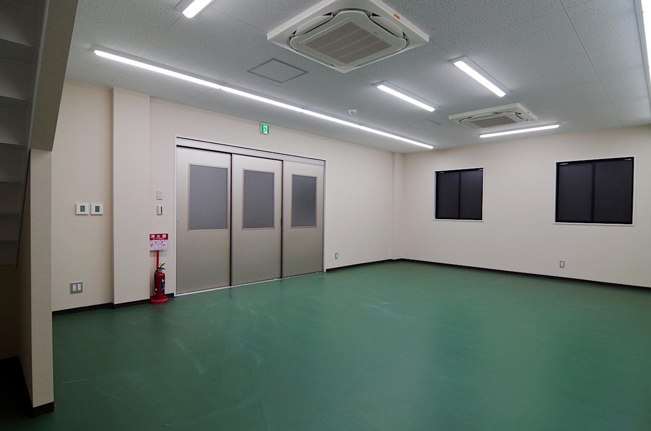 作業室(1階)
