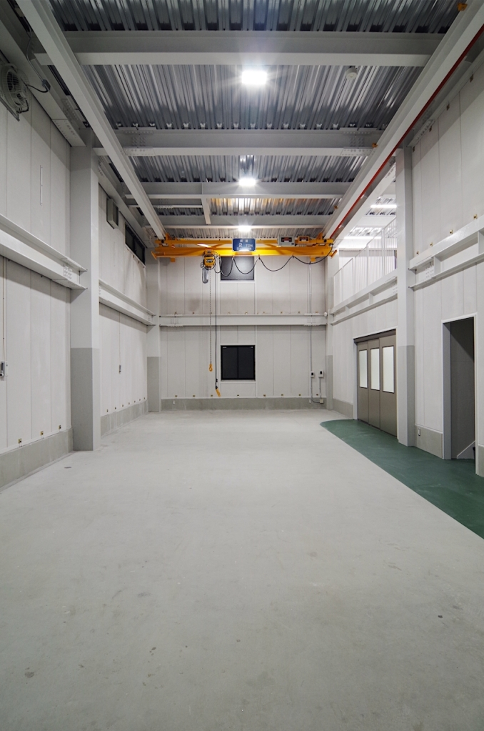 1階メイン倉庫