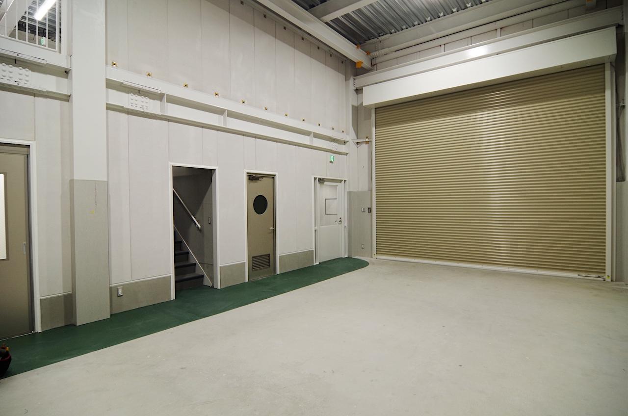 倉庫(1階)
