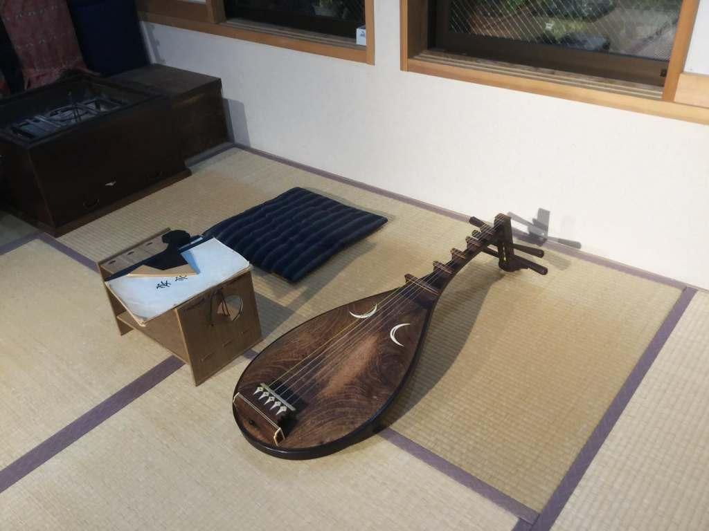 琵琶本語り|片山旭星演奏会