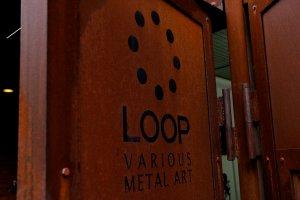 LOOP VARIOUS METAL ART